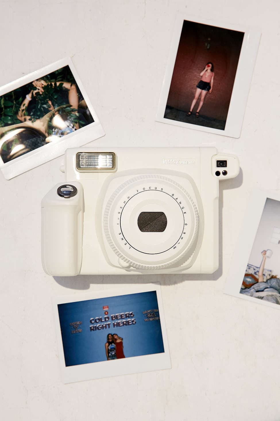 Fujifilm's New White Instax 300 Wide is an Urban Outfitters Exclusive