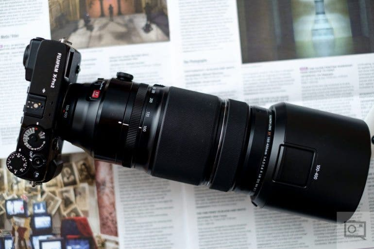 Moving Company Reviews >> Review: Fujifilm 100-400mm f4.5-5.6 R LM OIS WR (Fujifilm X Mount)