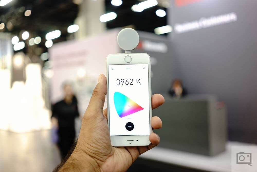 First Impressions: Lumu Power Light Meter for Apple iPhone