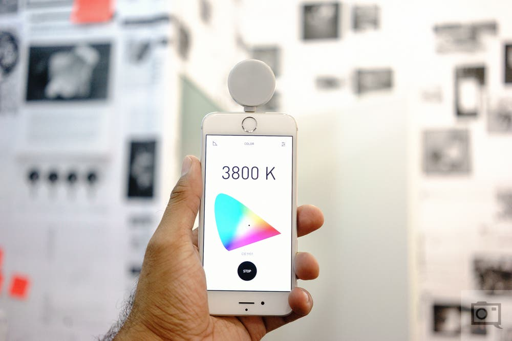 Lumu Power Light Meters for the iPhone In Final Production Stage