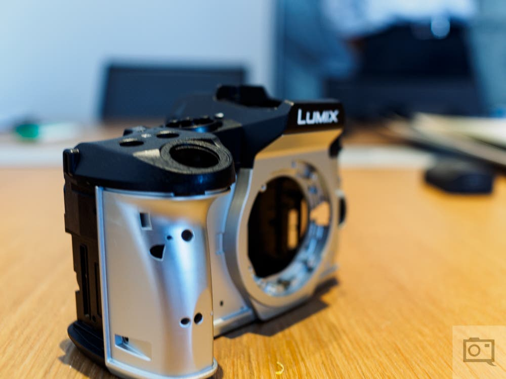 Panasonic's New G85 Has a More Advanced OIS System