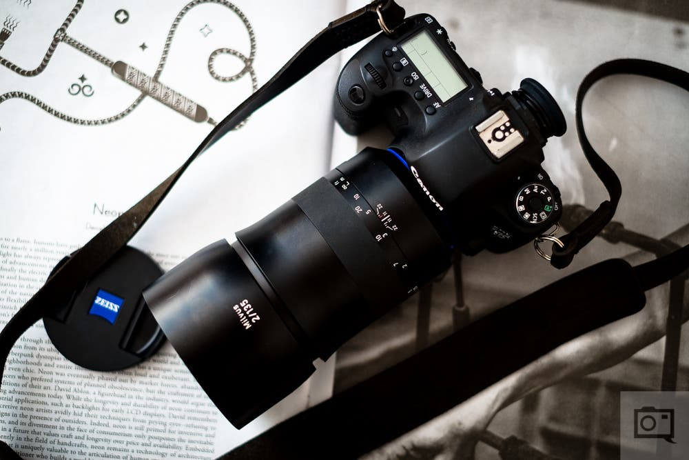 Review: Zeiss 135mm f2 Milvus (Canon EF)