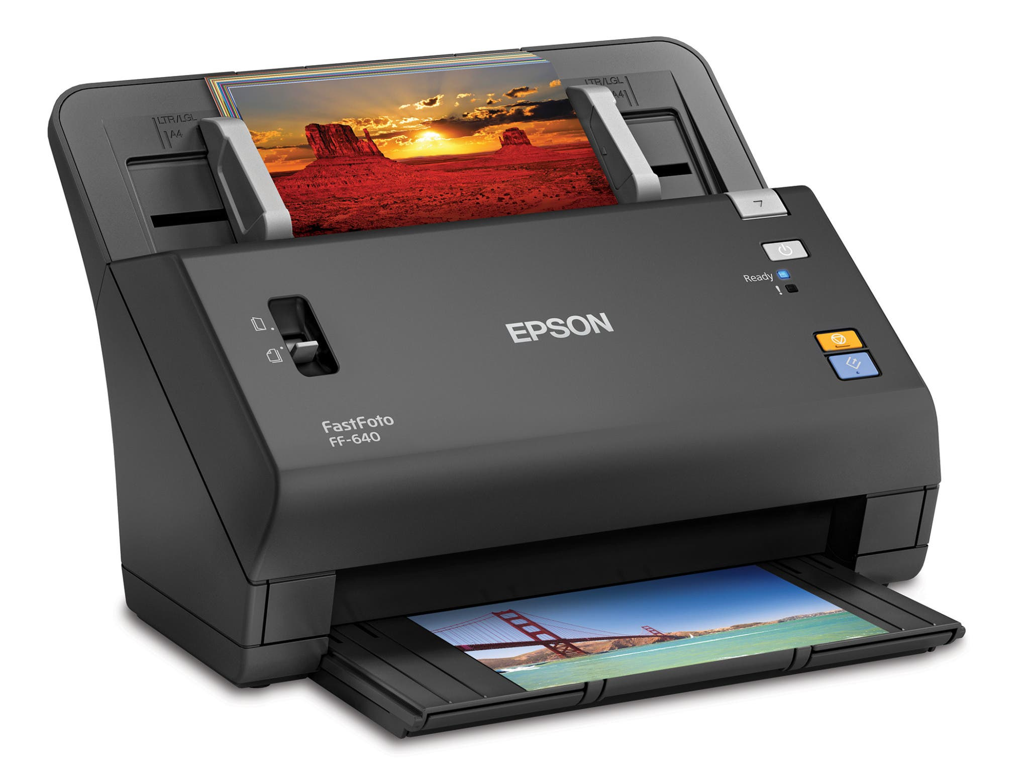 Epson FastFoto FF-640 Will Help Digitize Your Photo Prints In As Little As 1 Second