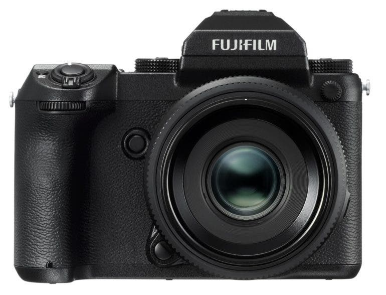 Fujifilm's GF Lenses With Their Full Frame Equivalents