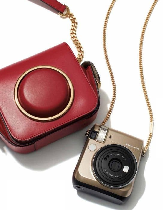 Fujifilm Collaborates With Michael Kors On The Limited Edition Instax Mini 70