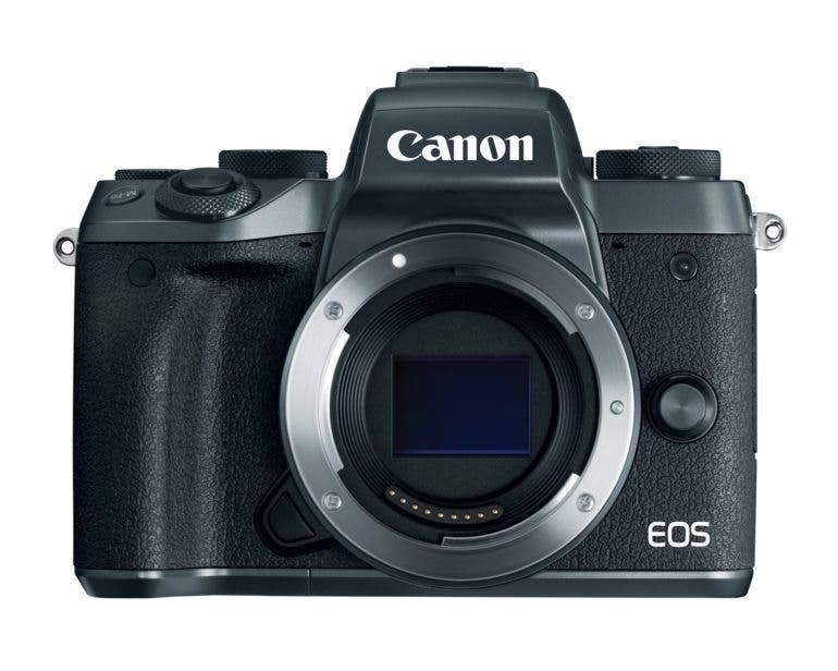 Canon EOS M5 - Front
