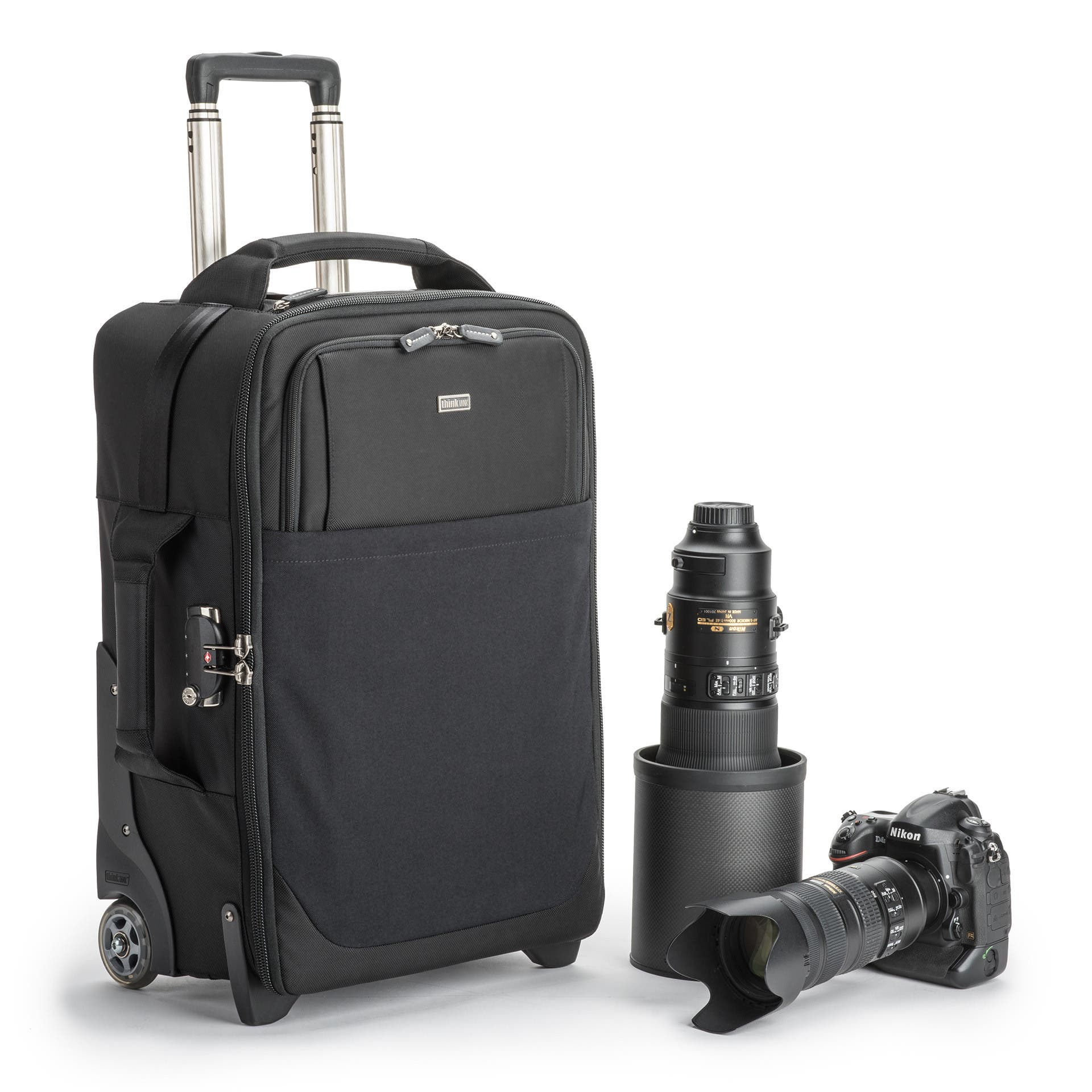 Think Tank Photo Unveils Updated Airport Rollers