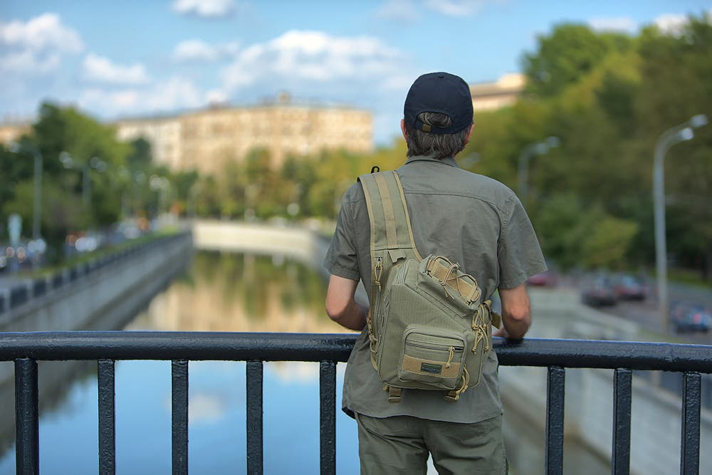 Kiwidition launches Kickstarter Project for KOHIKO, a Modular Sling Photo Backpack