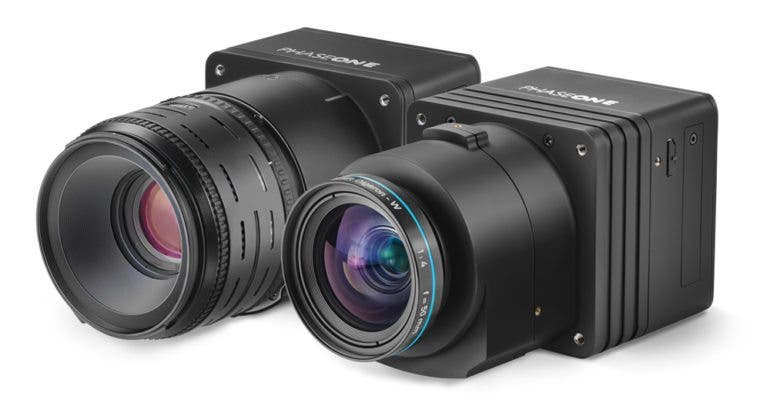 Phase One Industrial Launches IXU RS Aerial Camera Series Featuring Innovative Central Lens Shutter