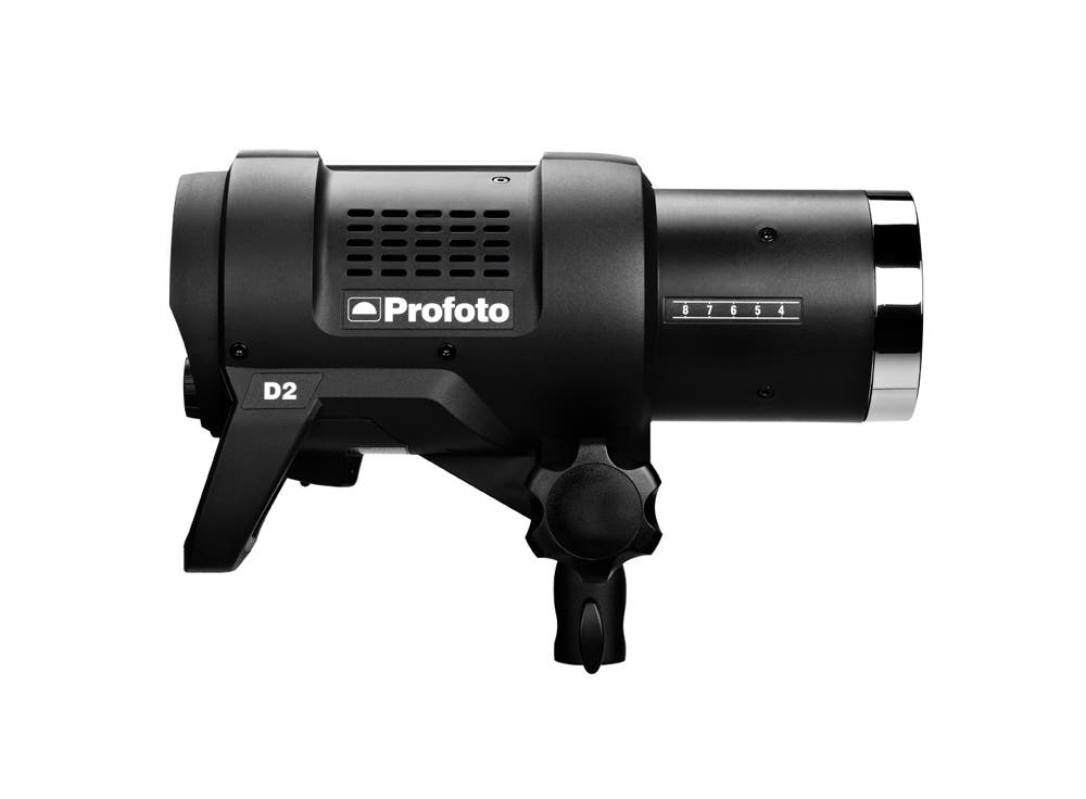 The Profoto D2 is the World's Fastest Monolight with TTL