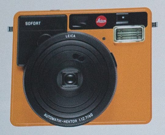 Leica Magazine Leaks an Instant Film Camera Coming at Photokina