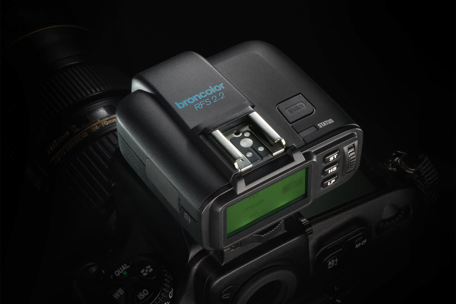 Broncolor's New RFS 2.2 Transceiver Is Basically A Rebranded Godox X1