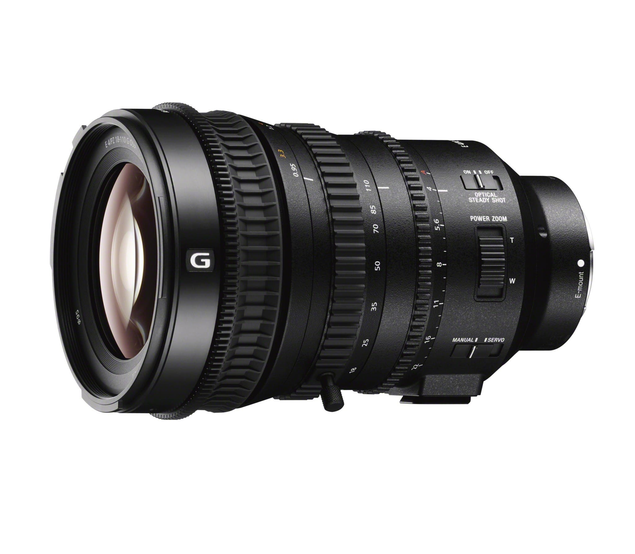 New Sony 18-110mm F/4 Offers Extreme Versatility at an Extreme Price