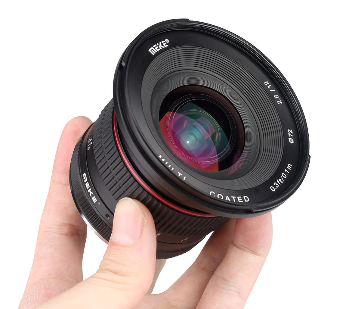 Meike Introduces 12mm f2.8 and 8mm f3.5 Fisheye Lenses For Mirrorless Systems