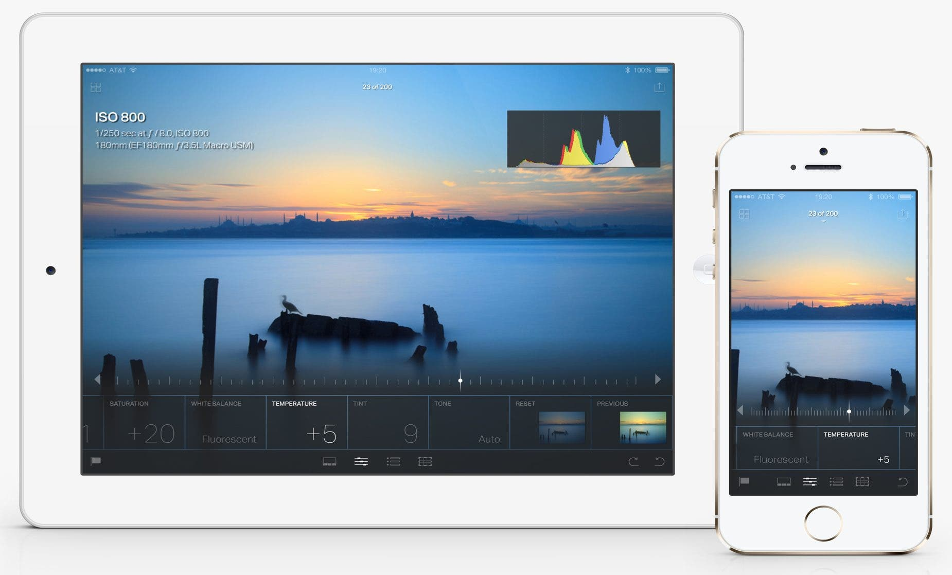 Adobe's Latest iOS Update Unlocks RAW Image Capture in Lightroom Mobile