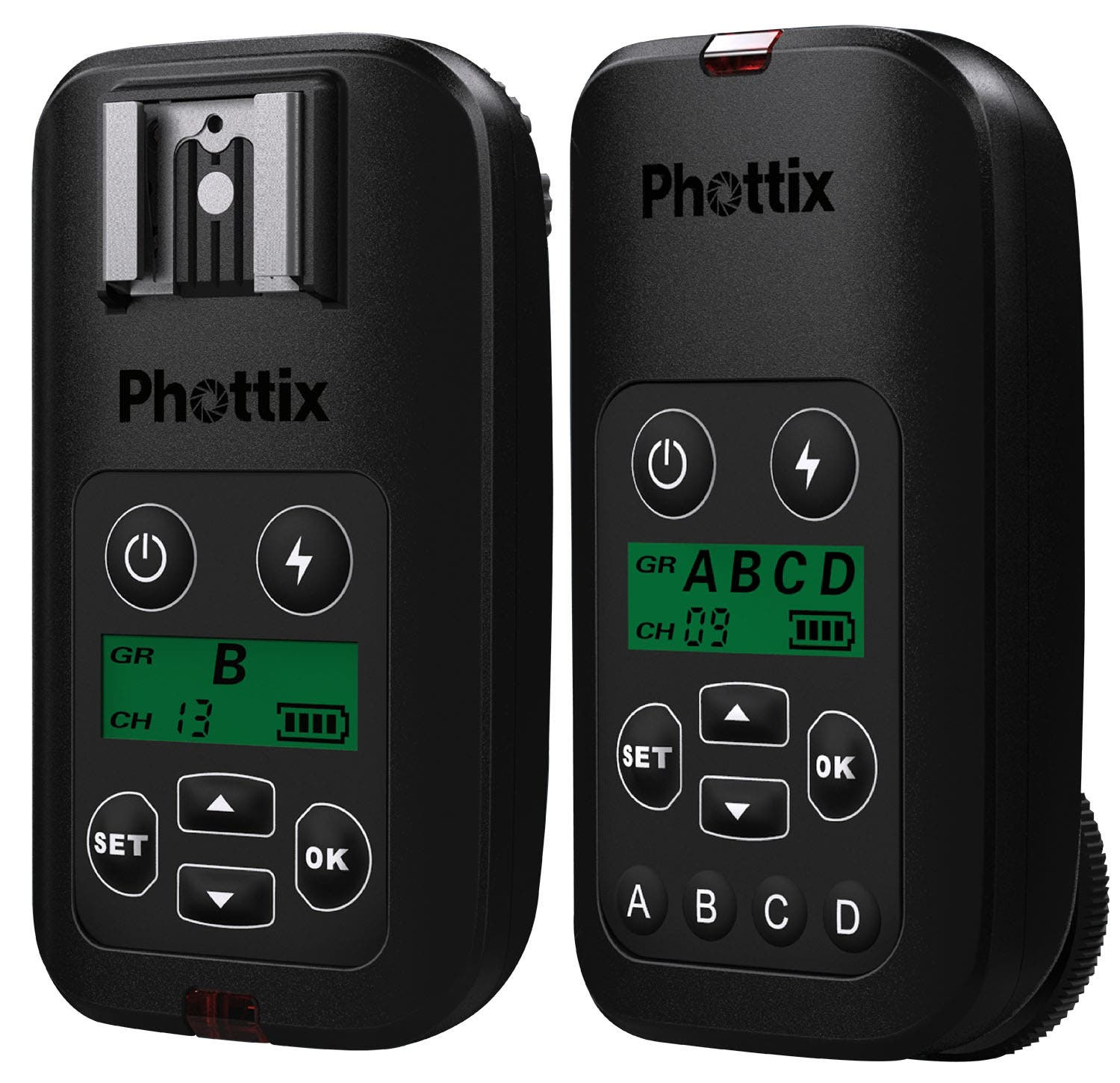 Phottix Triton II Flash Trigger Works With 16 Channels