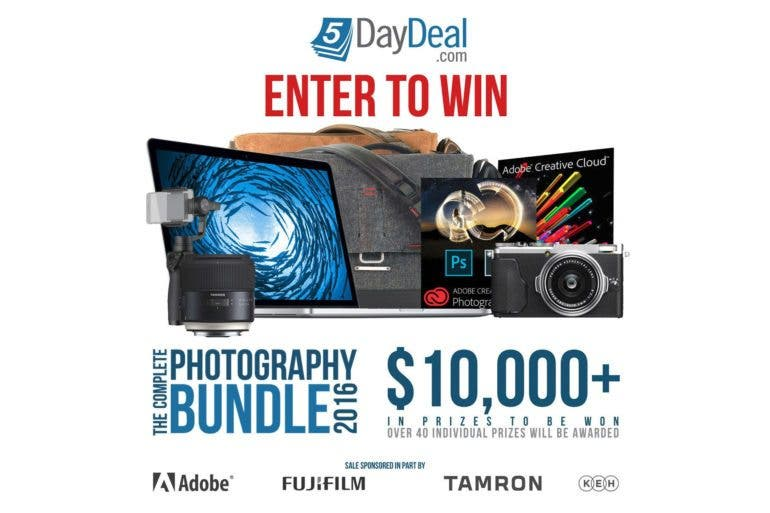 5daydeal-complete-photography-bundle