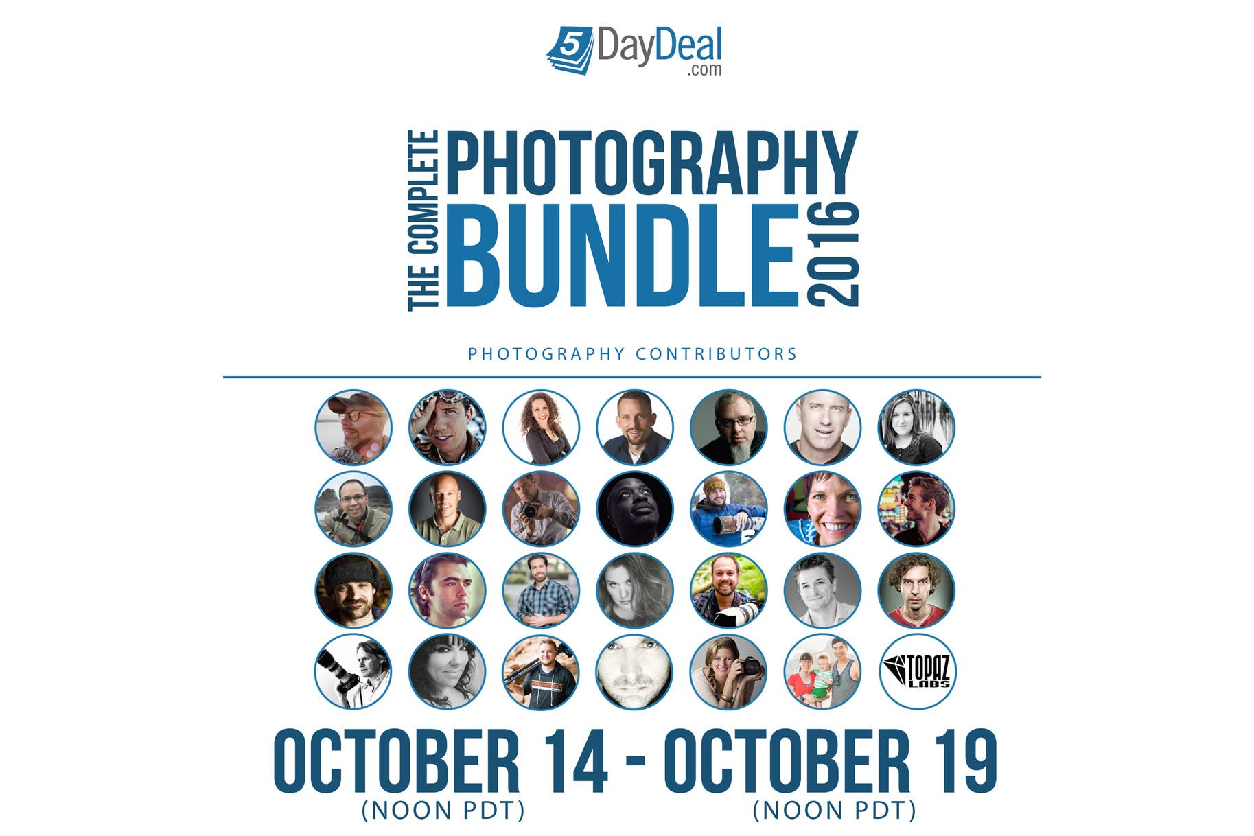 Get The $2500+ Complete Photography Bundle For Just $97