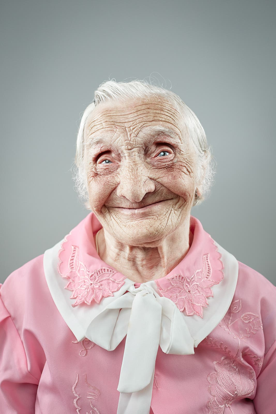 Charming Photo Series Showcases The Smiling Personas of the Elderly