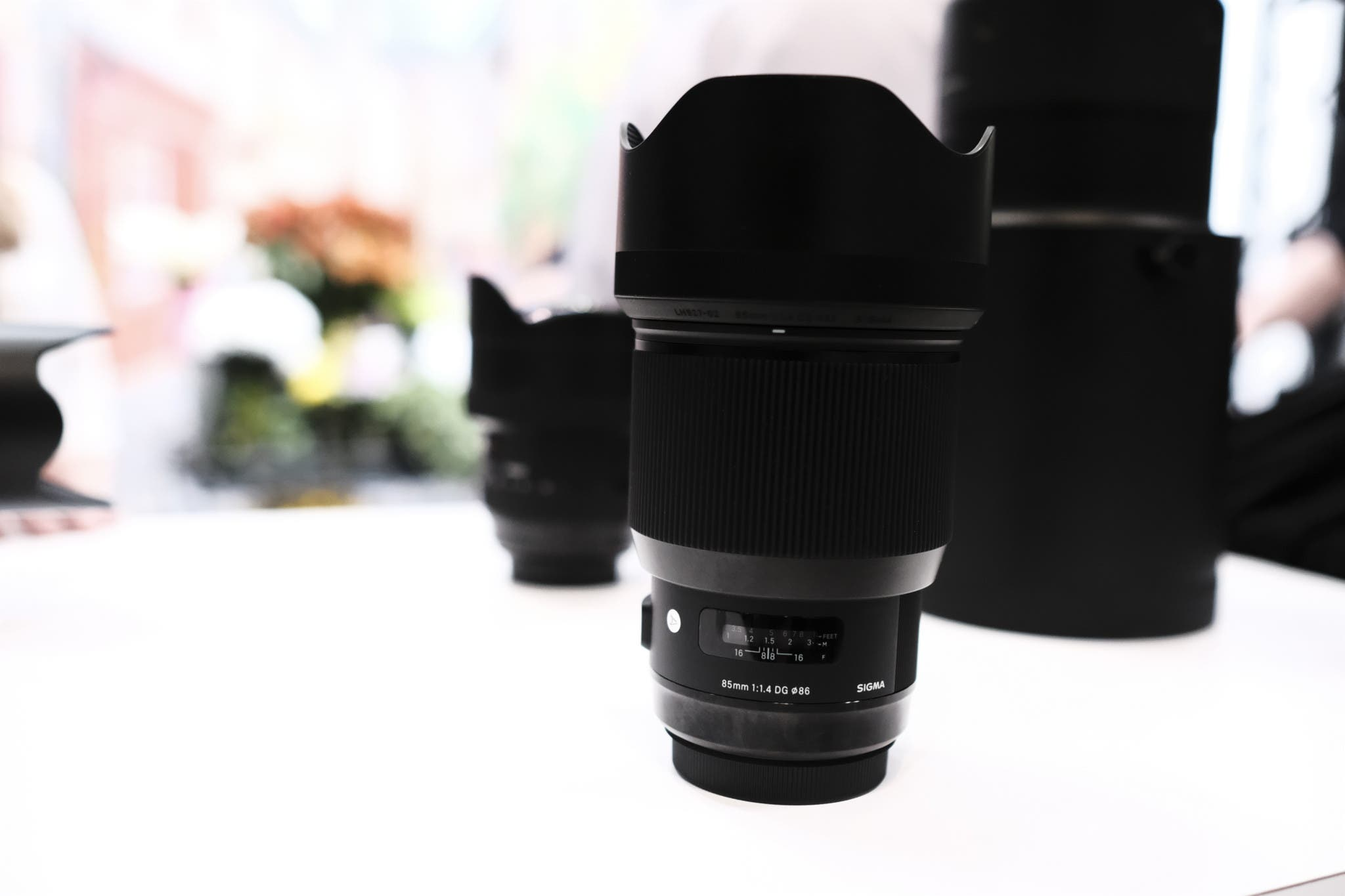 First Impressions: Sigma 85mm F/1.4 Art