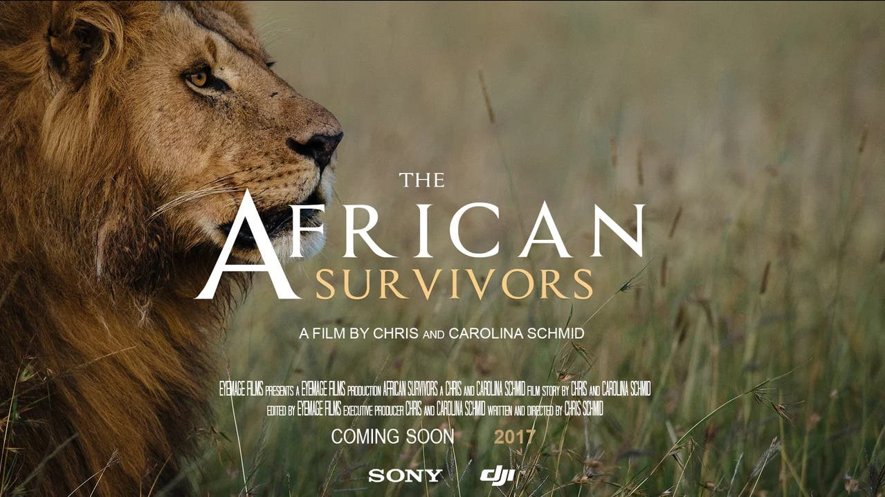 Chris and Carolina Schmid To Spend The Next Two Years Filming The African Survivors