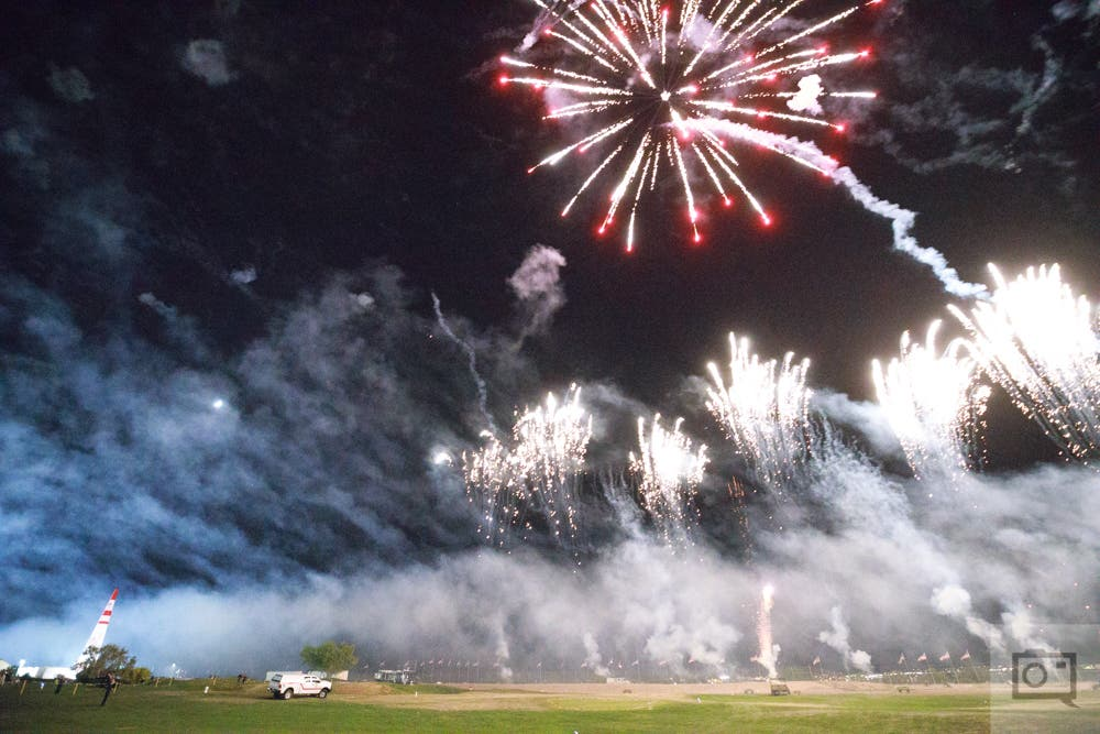 Remember: When Photographing Fireworks, It Can Be Easier To Shoot Wide