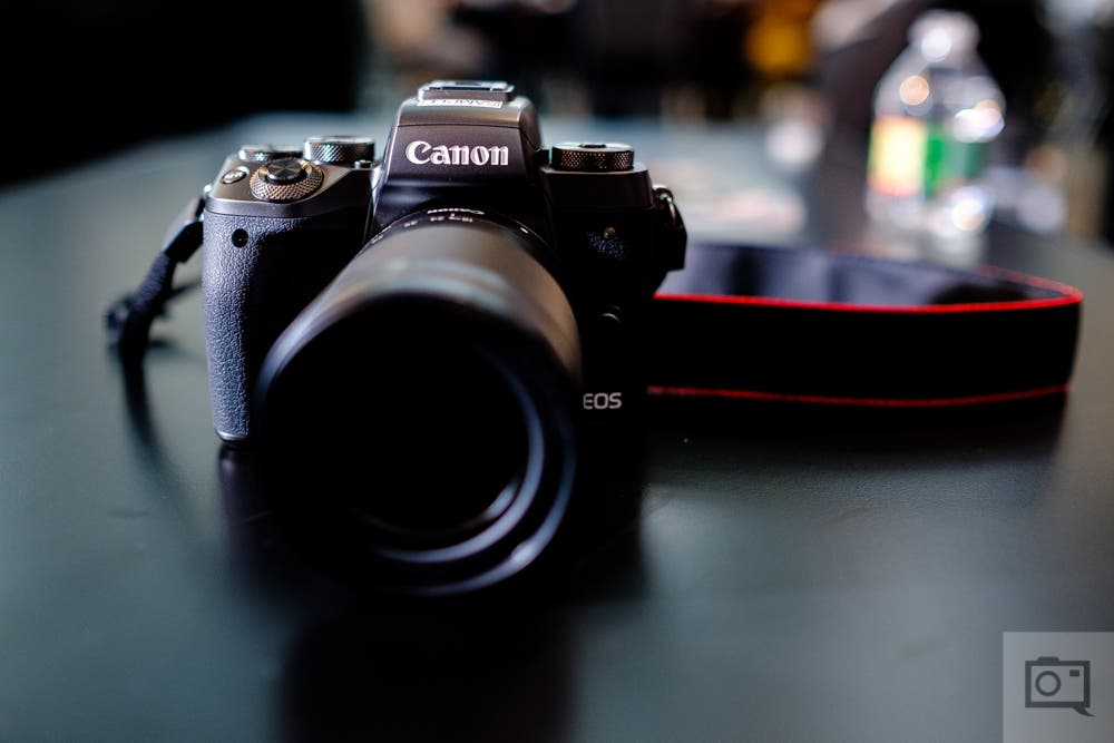 First Impressions: Canon M5