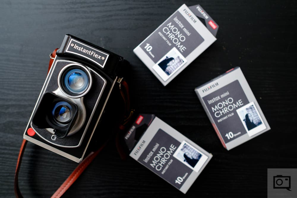 Black and White Instant Film Photographers, We Want to Feature You
