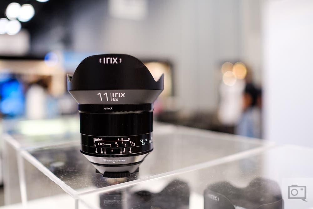 First Impressions: Irix 11mm f4 Lens
