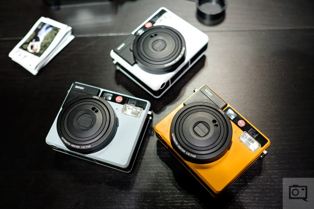 First Impressions: Leica Sofort Instant Film Camera