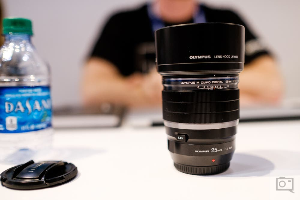 First Impressions: Olympus 25mm f1.2 PRO (Micro Four Thirds)