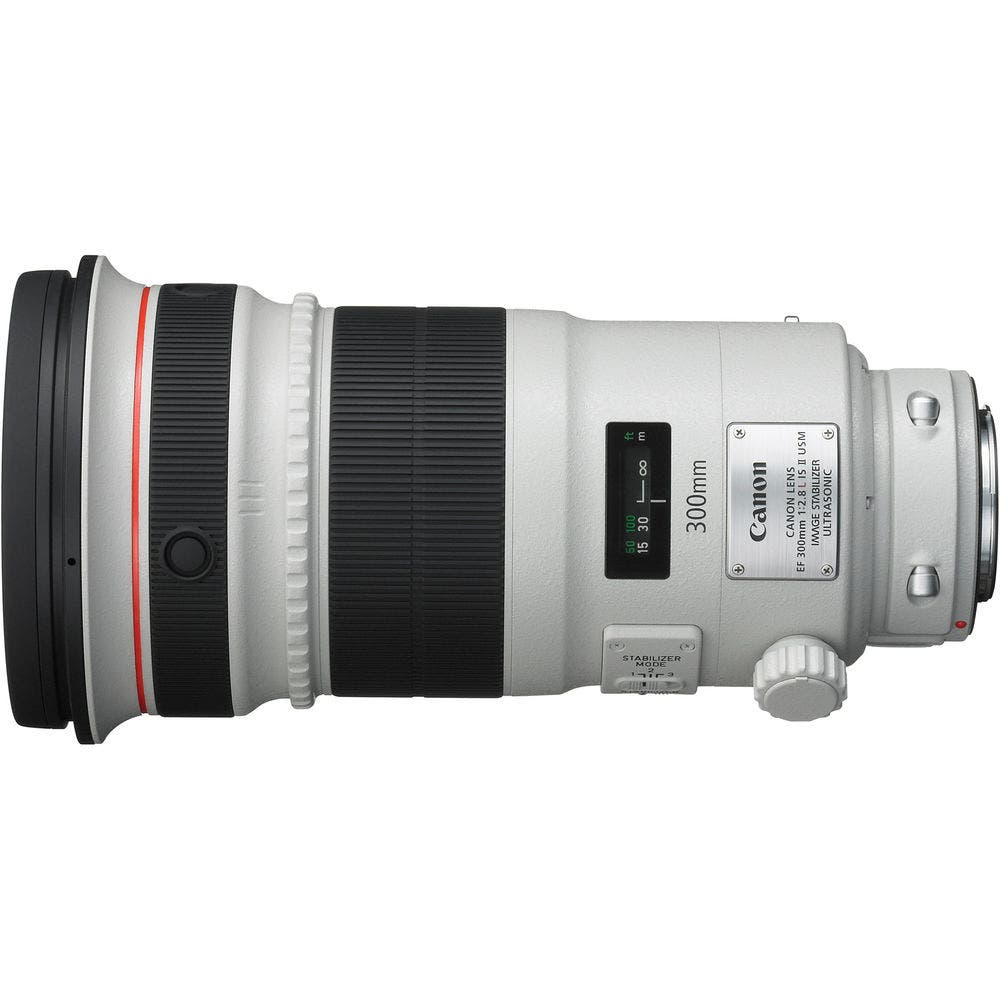 Canon Files Patent for New EF 300mm f2.8L IS Lens