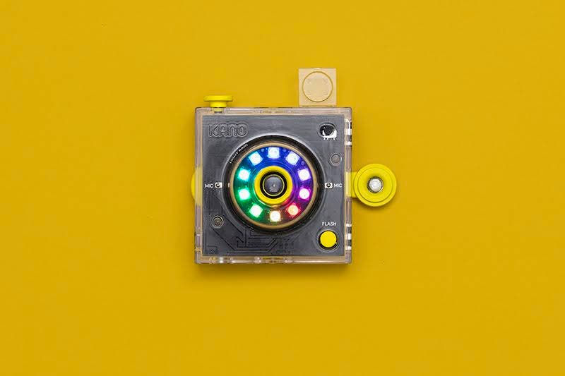 Build Your Own Camera with Kano's DIY Camera Kit