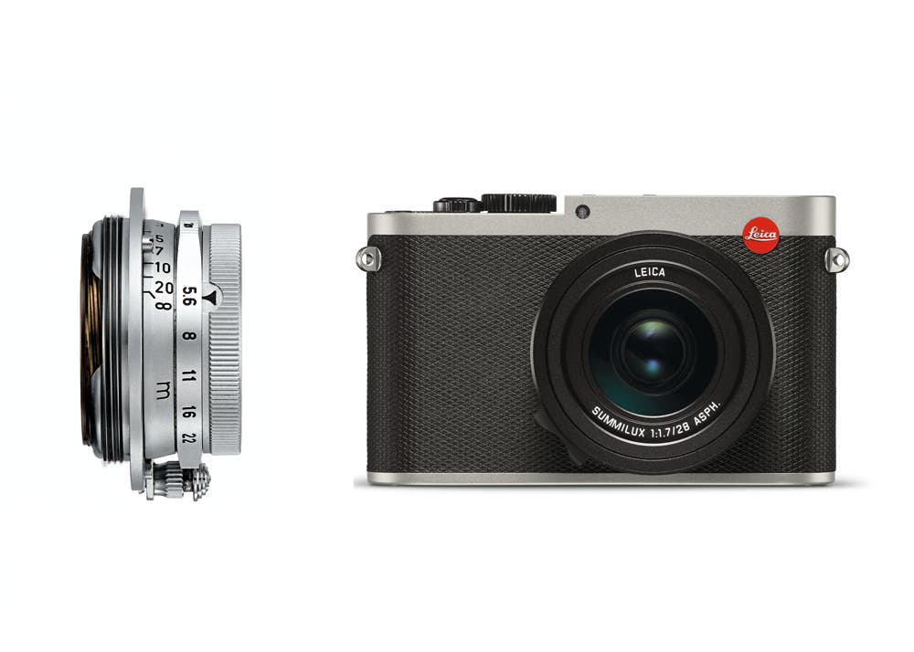 Leica Announces Return of the Summaron-M 28mm f5.6, Titanium Leica Q