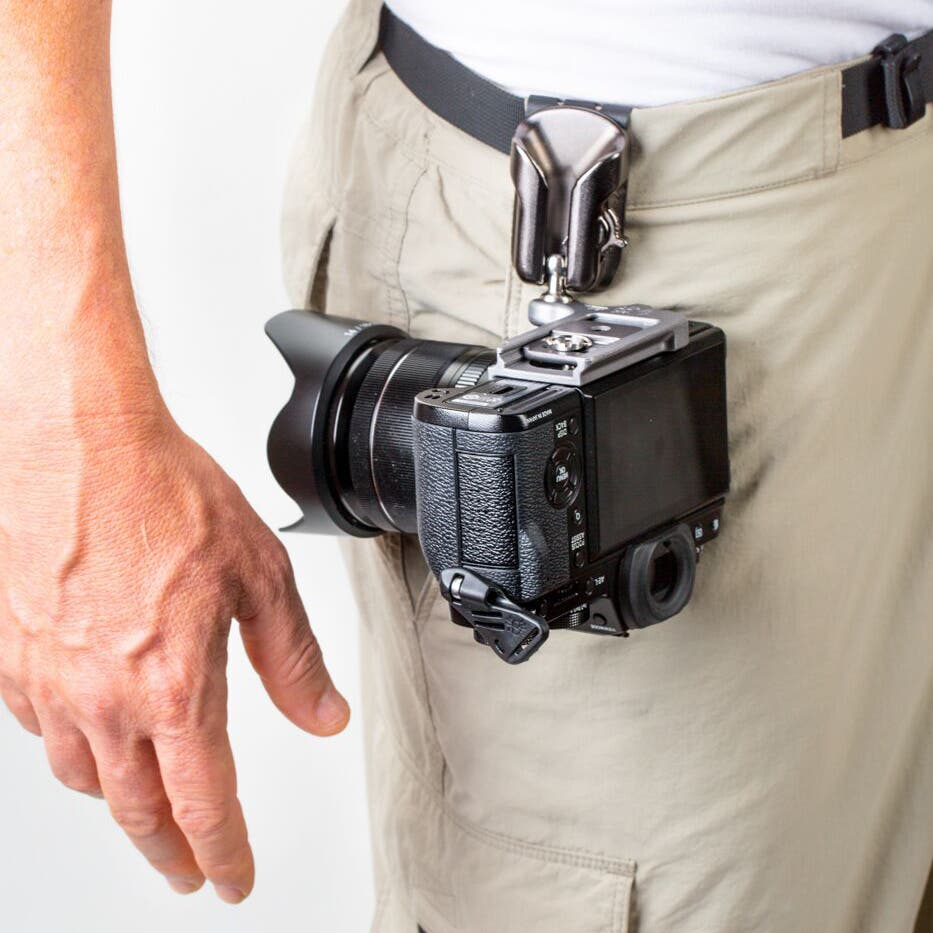 Spider Camera Holster Announces Kickstarter for 3 New Products