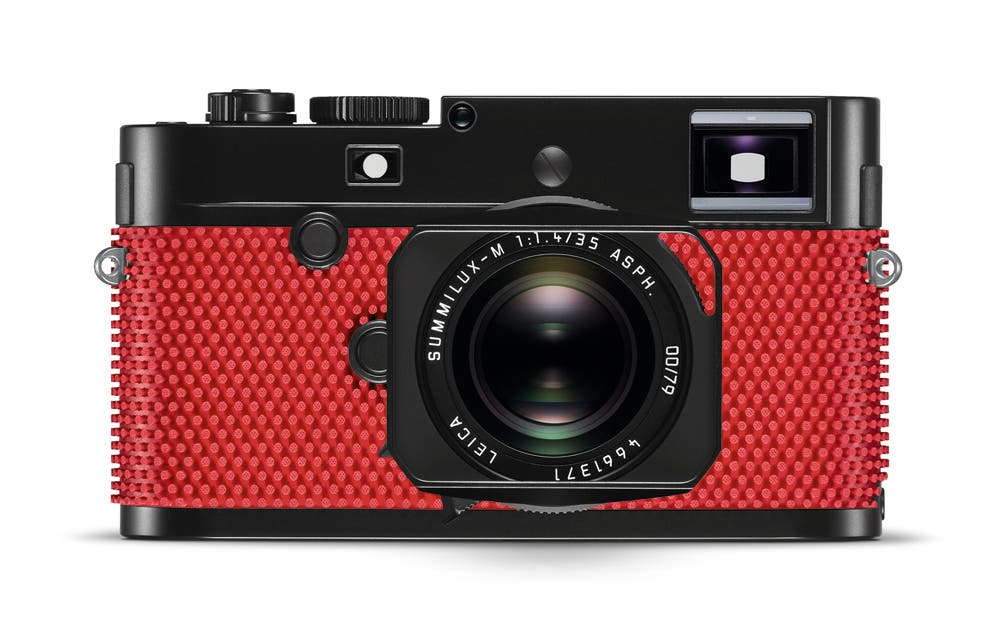 "Leica Announces Special Edition Leica M-P ""Grip"" Set by Rolf Sachs"