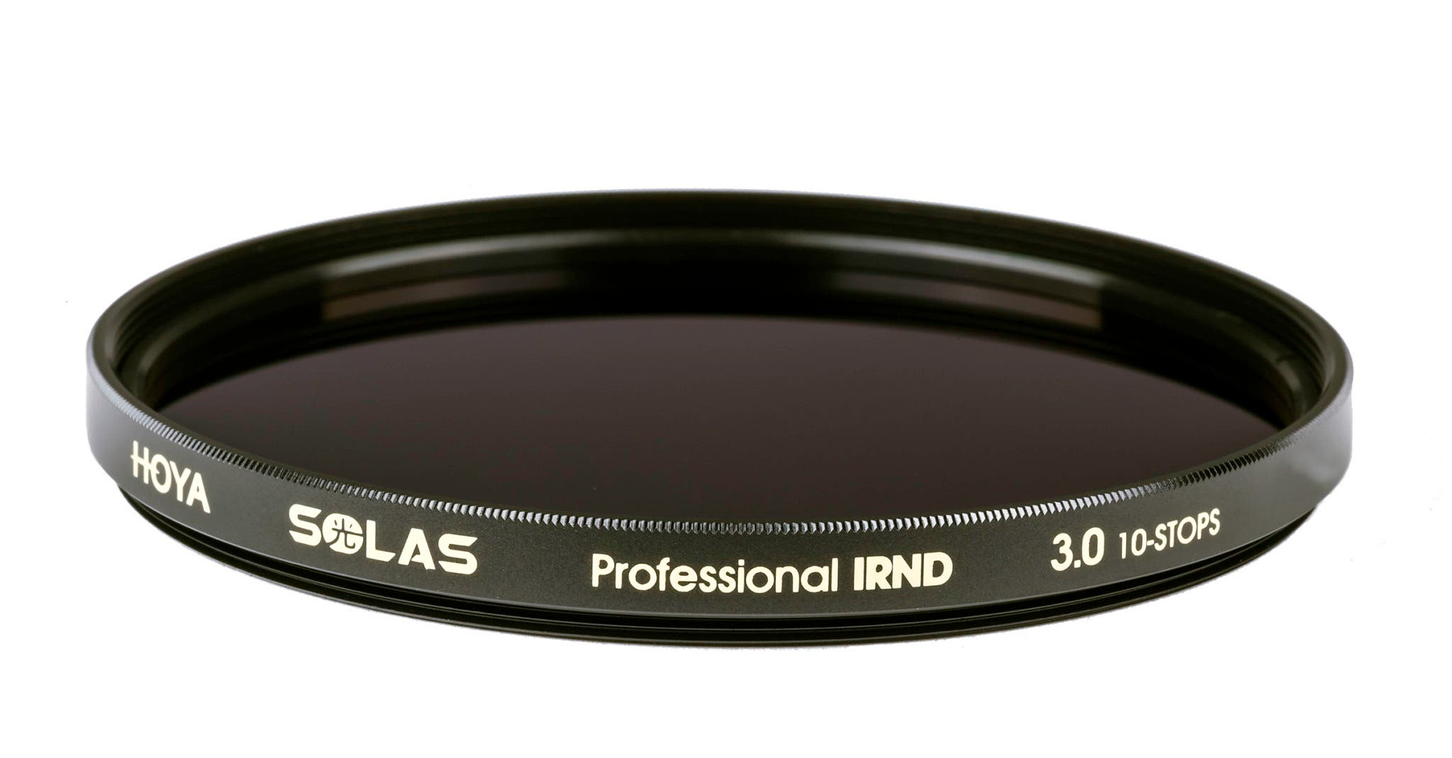 Hoya Launches New Solas IRND Infrared Neutral Density Filters
