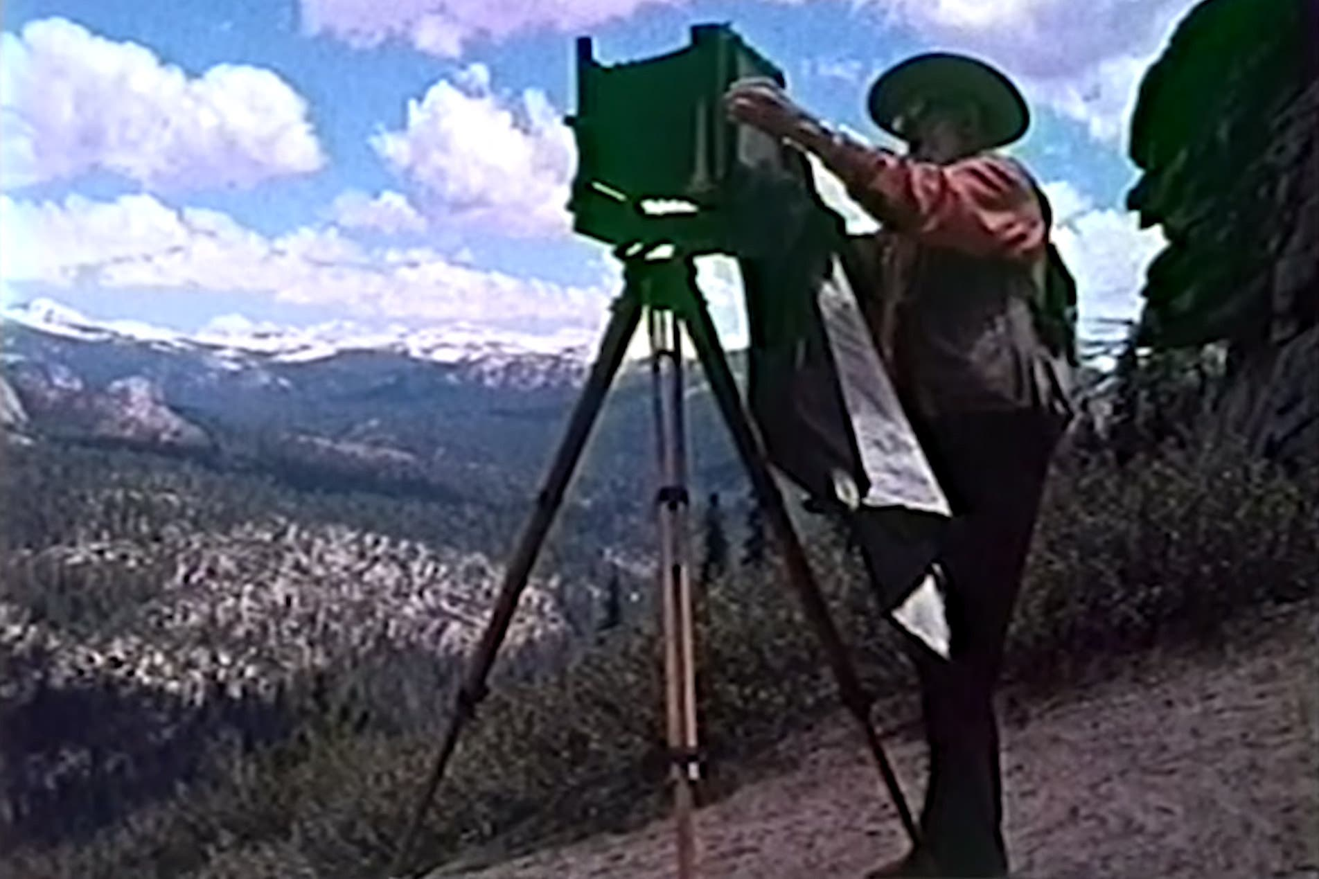 The Daily Discipline of Ansel Adams