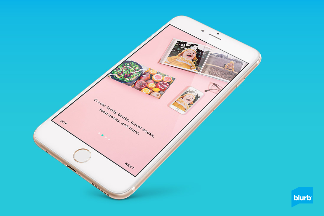 Blurb's New App Lets You Build A Book From Your iPhone or iPad