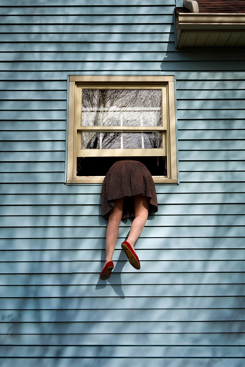 All Is Not Right In Brooke DiDonato's A House is Not a Home