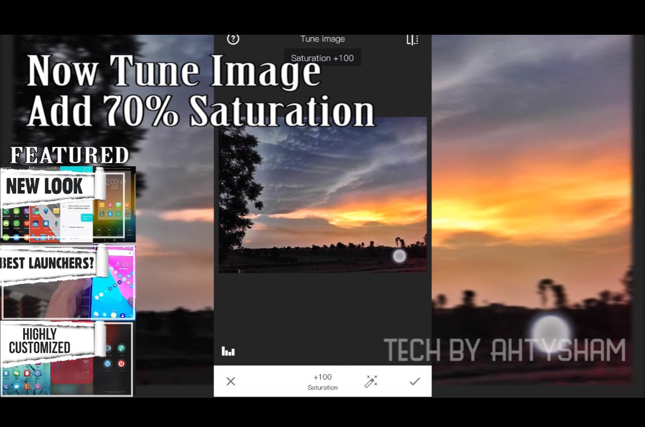 Using Snapseed to Quickly Enhance Colors in Your Smartphone Images