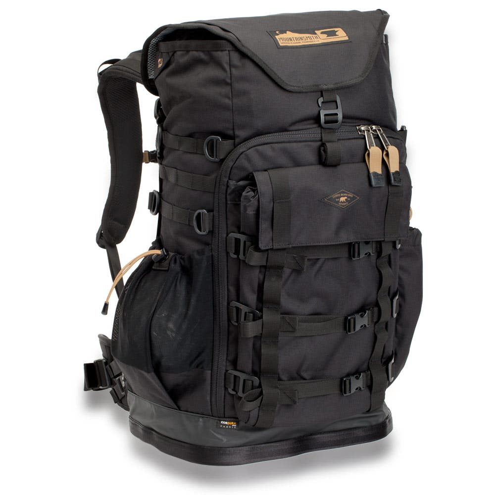 Mountainsmith Launches New Adventure Camera Packs In Partnership With Chris Burkard