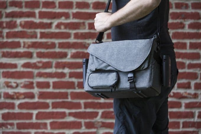 Sal Cincotta's Got A New Bug Out Bag For Photographers on Kickstarter