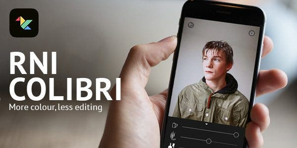 RNI Colibri for iOS Gives Your Images a Classic Slide Film Look