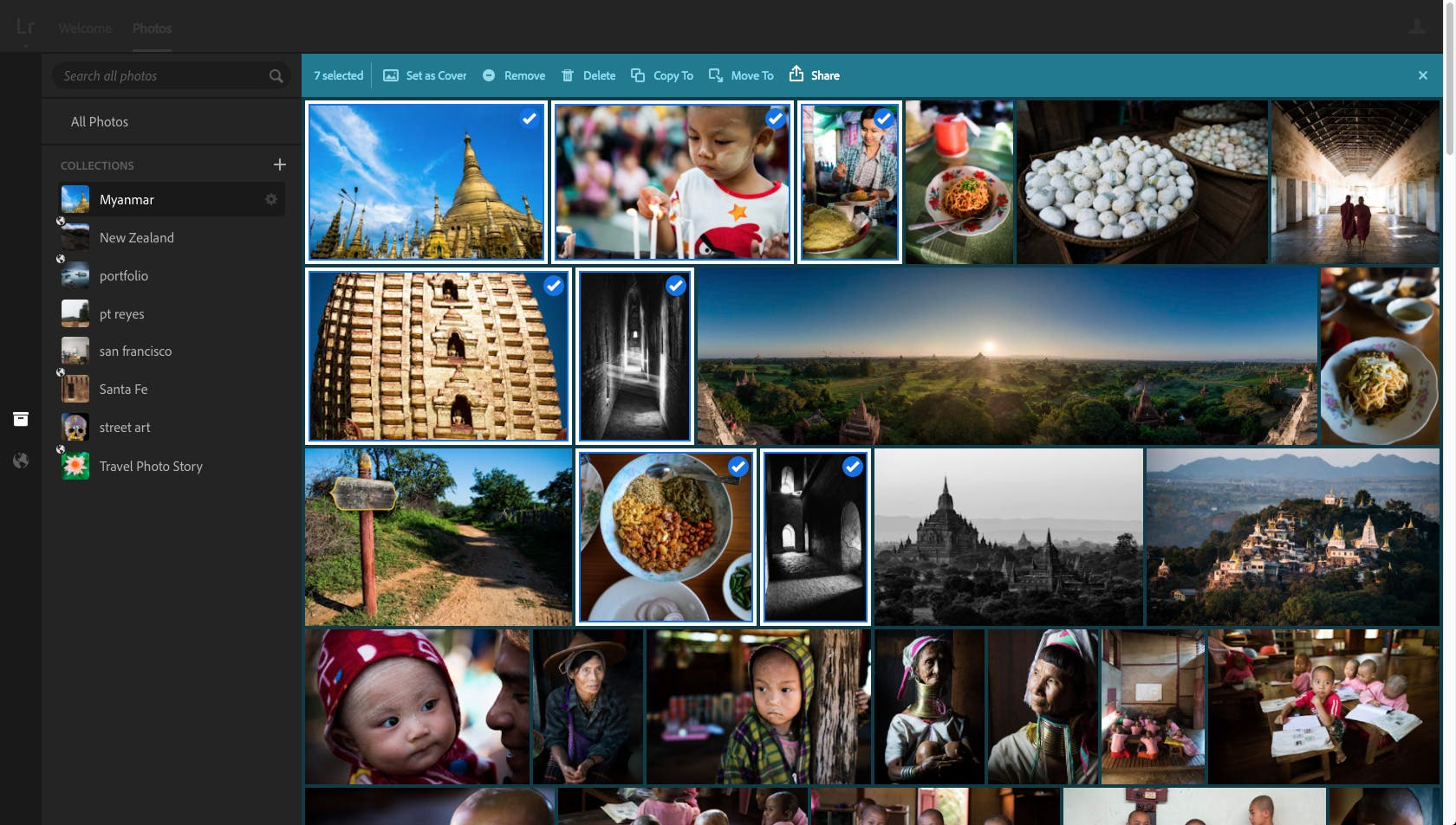 Adobe Announces Updates for Lightroom for Android, Web, and Photoshop Express for iOS