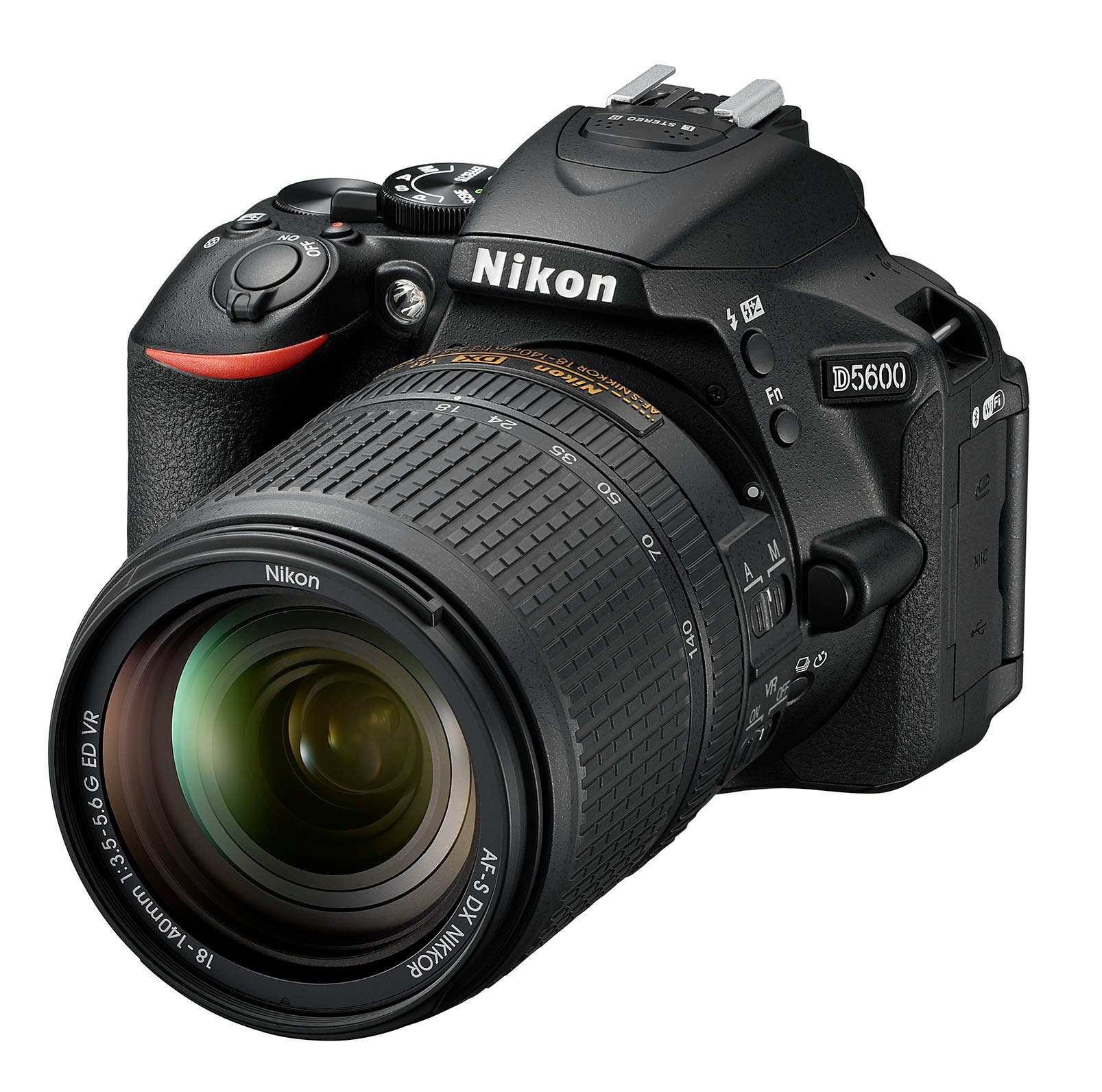 The New Nikon D5600 Won't Be Available in the US (Yet)