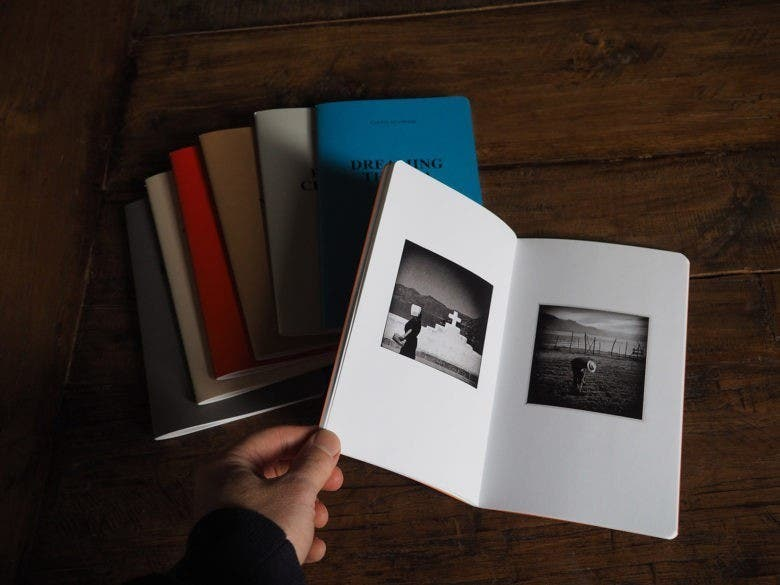 Out of the Phone Turns Your iPhone Photos Into a Fine Art Book