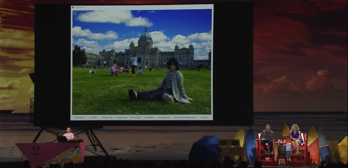Adobe's Sky Replace Replaces Skies In Your Photos With A Few Clicks