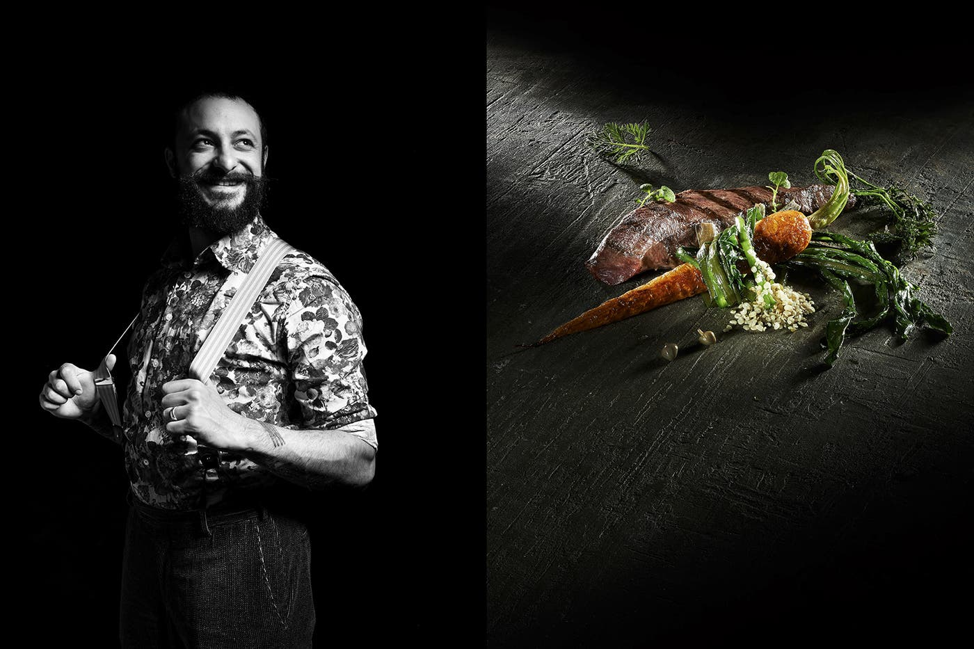 Marco Varoli Explores The Symbiosis Between Food And Chef's Identity