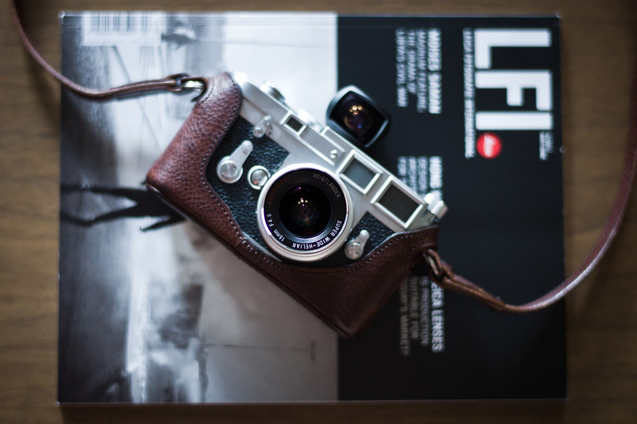 Leica To Auction Herbert List's M3 And Others For WestLicht Anniversary Celebration